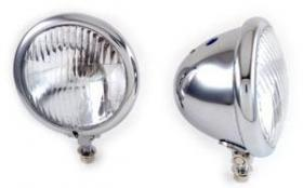 Faro supplementare ant Guzzi 350 1100